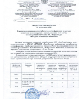 МВИ МН 4275-2012