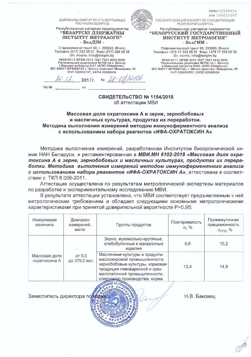 МВИ МН 6102-2018