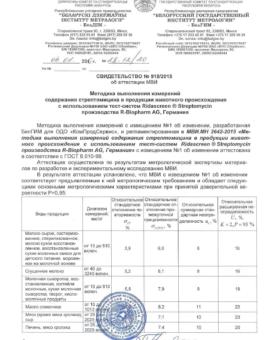 МВИ МН 2642-2015